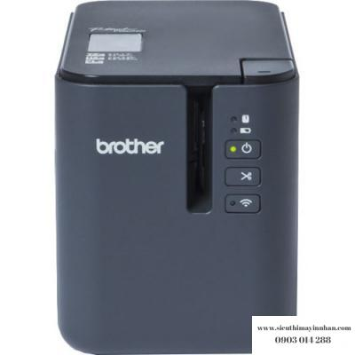 BROTHER PT-P950NW - tặng 1 cuộn nhãn in 36mm